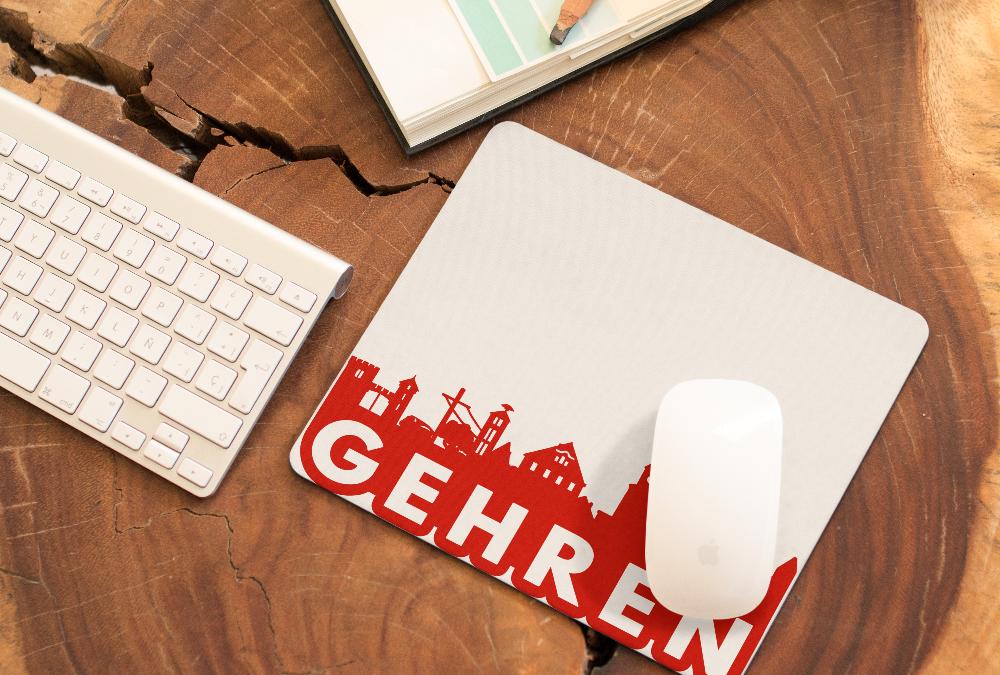 Mousepad Gehren